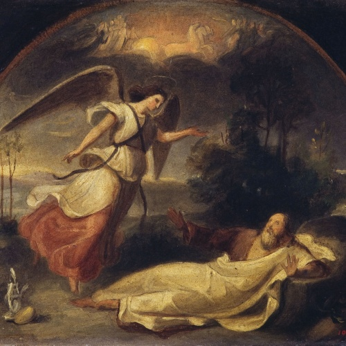 Pelegrí Clavé - The Elijah Prophet's Dream - Circa 1837