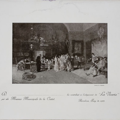 Marià Fortuny - La vicaria - Roma 1868-1869. París 1870 [6]