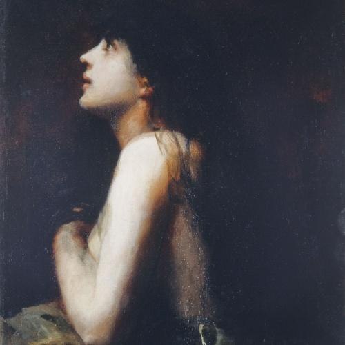 Francesc Masriera - The Penitent - 1891