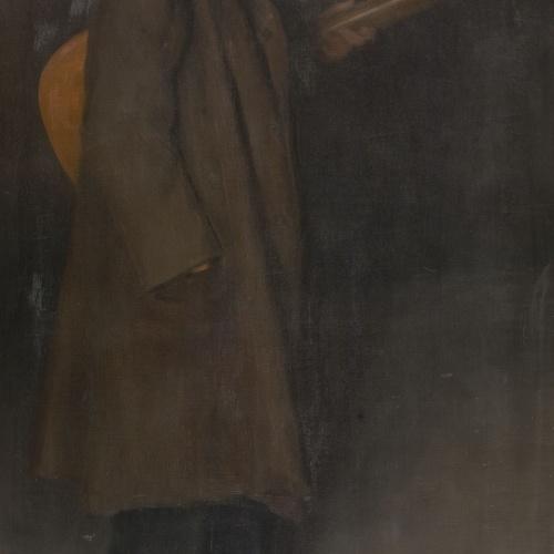 Lluís Graner - El guitarrista - Cap a 1887
