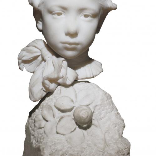 Miquel Blay - Wild Flower - 1896