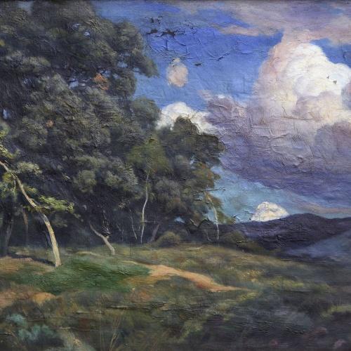 Enric Galwey - Després de la tempesta - Cap a 1906