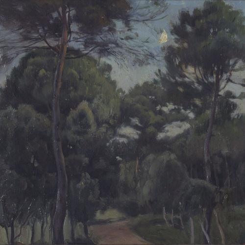 Enric Galwey - Terra humida - Cap a 1918