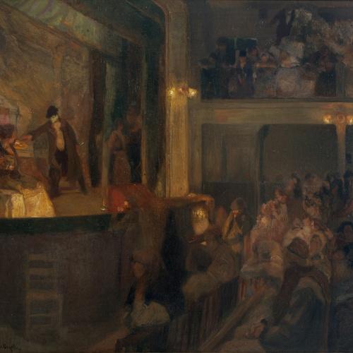 Ricard Urgell - L'esposa infidel o la filla del carboner - 1911