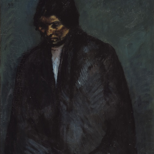 Isidre Nonell - Tana - Barcelona, 1906