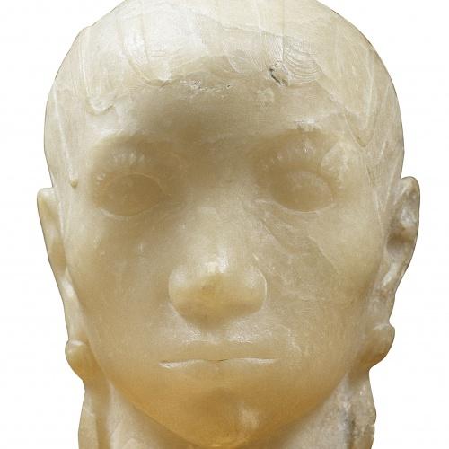 Pablo Gargallo - Noia de Casp - 1918