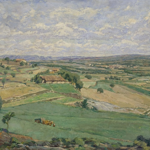 Francesc Labarta - La Plana (Centelles) - 1924