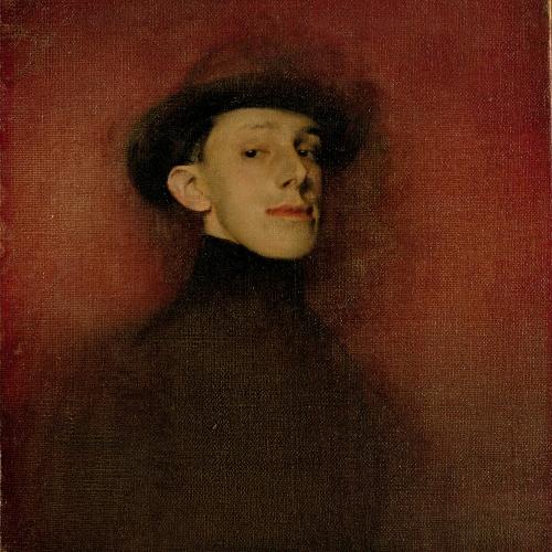 Ramon Casas - Estudi del natural per al retrat del rei Alfons XIII - Madrid, 1904
