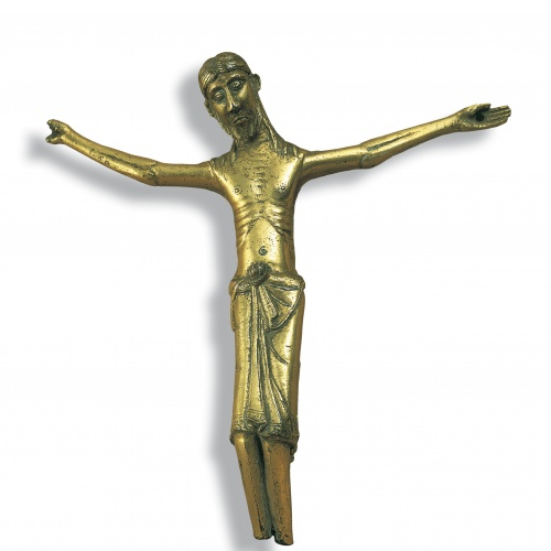 Anònim - Crist de Moror - Cap a 1180