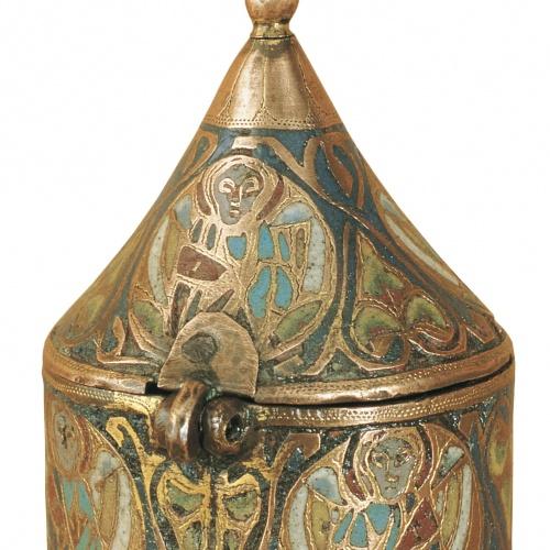 Anònim - Pixis d'Ars - Llemotges, cap a 1220-1240