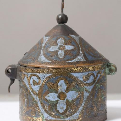 Anònim - Pixis - Llemotges, últim quart del segle XIII