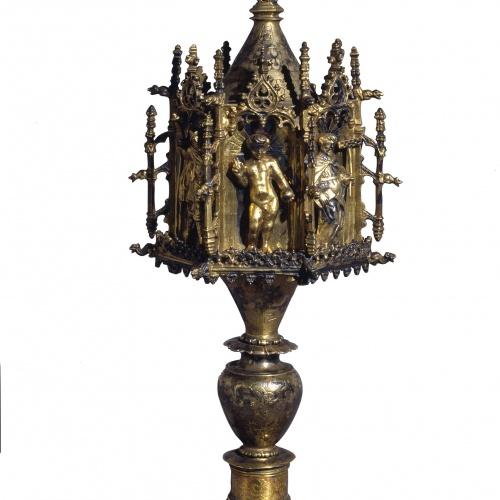 Anònim - Reliquiari - 1597