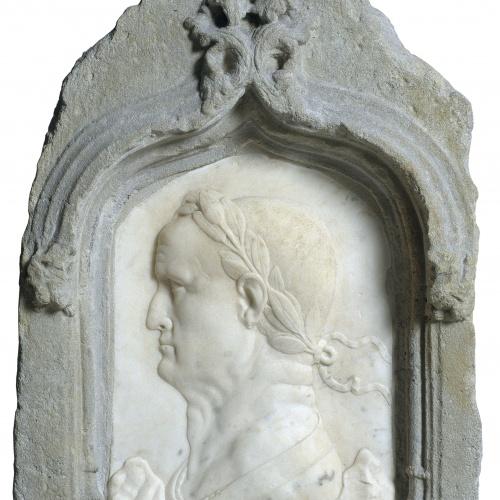 Antonio del Pollaiuolo - Galba - Entre a 1485-1490