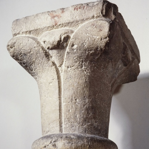 Anònim - Capitell de Breda - Segona meitat del segle XIII