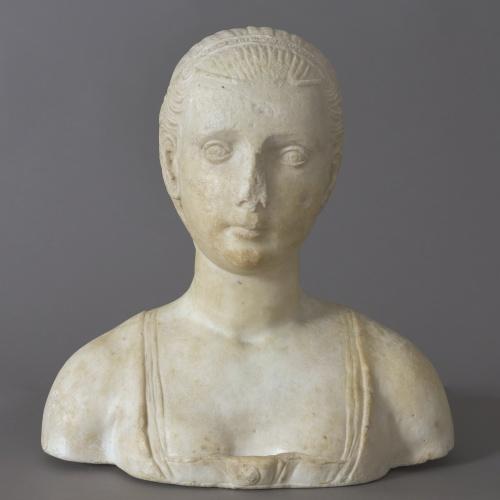 Anònim. Itàlia - Female bust - 1480-1510