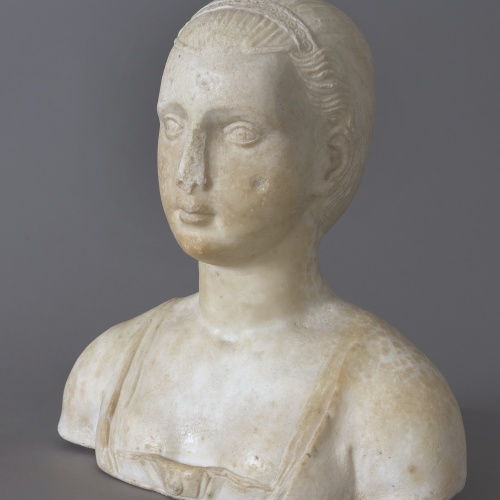 Anònim. Itàlia - Female bust - 1480-1510 [1]
