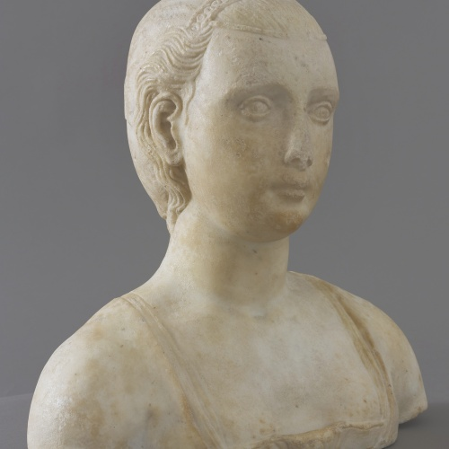 Anònim. Itàlia - Female bust - 1480-1510 [2]