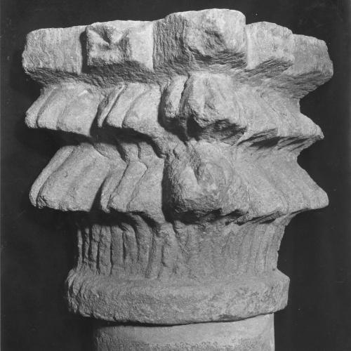 Anònim - Capitell de Sant Pere de les Puel·les - Primer quart del segle XIII