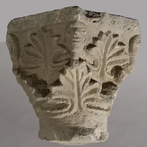 Anònim - Capitell - Últim quart del segle XIII