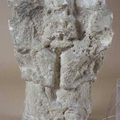 Anònim - Capitell de Sant Pere de Besalú - Cap a 1200 [3]