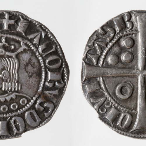 Jaume II - Croat - 1285-1291