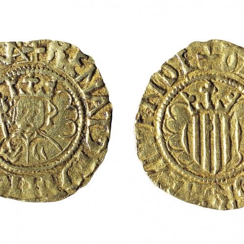 Renat I d'Anjou - Quarterola de pacífic - 1466-1472