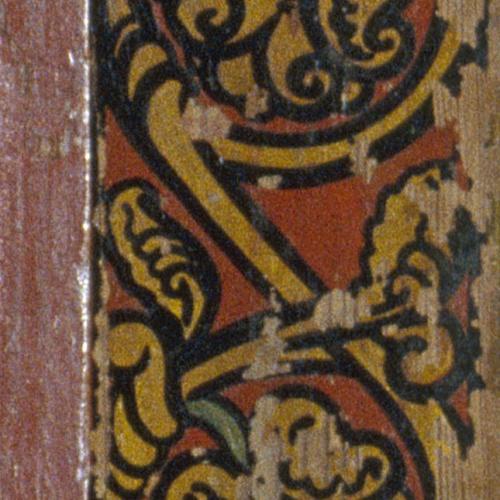 Anònim. Catalunya. Taller de la Seu d'Urgell - Frontal d'altar de la Seu d'Urgell o dels Apòstols - Segon quart del segle XII [6]