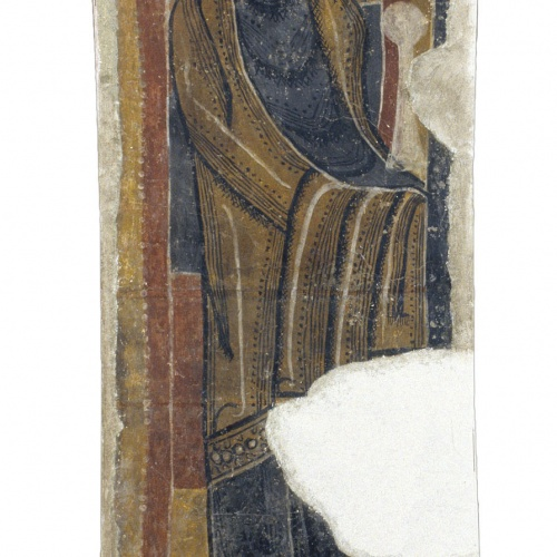 Mestre del Judici Final - Els profetes Isaïes i Jeremies de Santa Maria de Taüll - Després de 1123