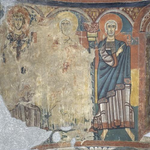Mestre de Santa Maria de Taüll - Absis de Santa Maria de Taüll - Cap a 1123 [2]