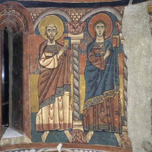 Mestre de Santa Maria de Taüll - Absis de Santa Maria de Taüll - Cap a 1123 [3]
