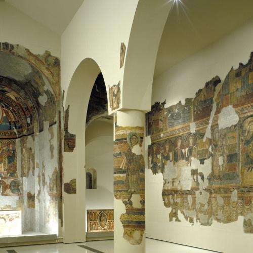 Mestre de Santa Maria de Taüll - Pintures de Santa Maria de Taüll - Cap a 1123 [1]