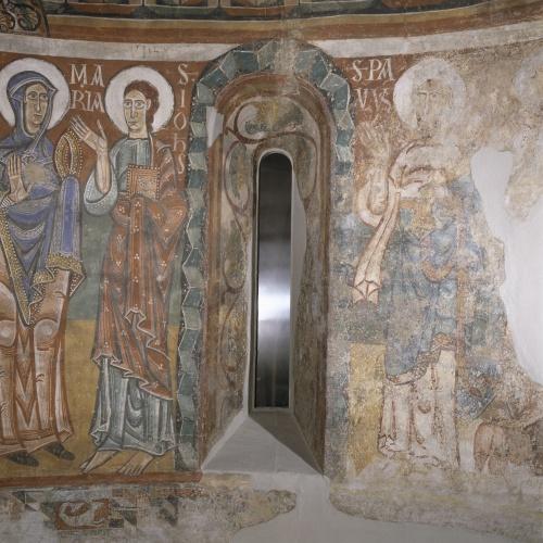 Mestre de la Seu d'Urgell - Absis de Sant Pere de la Seu d'Urgell - Segon quart del segle XII [9]