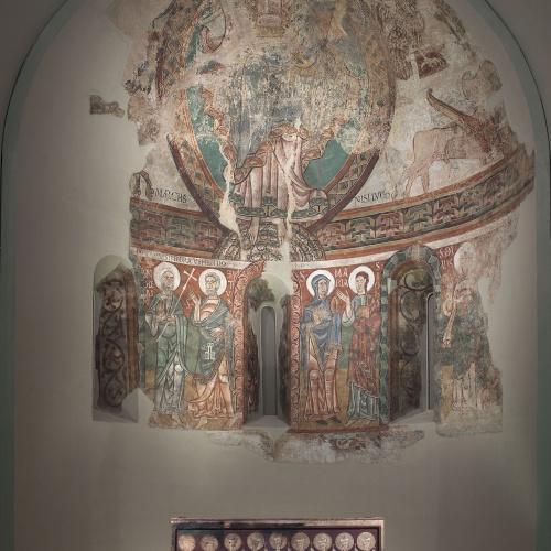 Mestre de la Seu d'Urgell - Absis de Sant Pere de la Seu d'Urgell - Segon quart del segle XII [11]