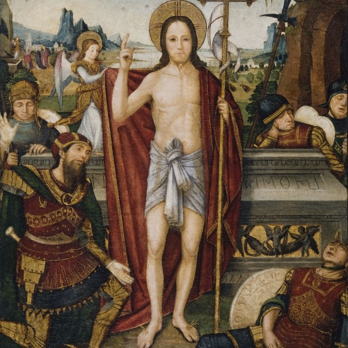 Vicent Macip - Resurrection - Circa 1505-1510