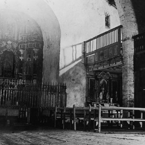 Mestre de Pedret - Absis de Santa Maria d'Àneu - Finals del segle XI – inicis del segle XII [3]