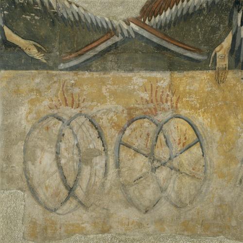 Mestre de Pedret - Absis de Santa Maria d'Àneu - Finals del segle XI – inicis del segle XII [8]