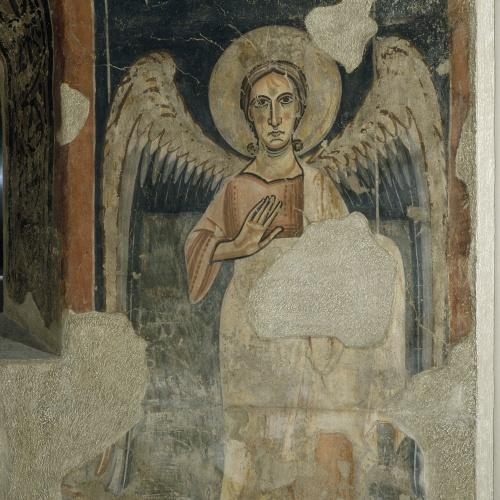 Mestre de Pedret - Absis de Santa Maria d'Àneu - Finals del segle XI – inicis del segle XII [9]