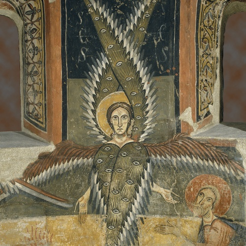 Mestre de Pedret - Absis de Santa Maria d'Àneu - Finals del segle XI – inicis del segle XII [15]