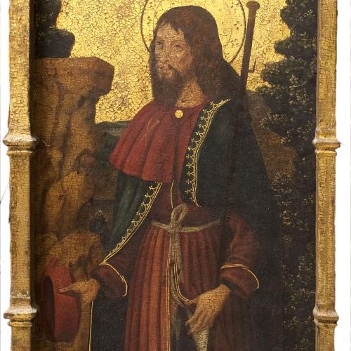 Anònim - Sant Roc - Cap a 1500