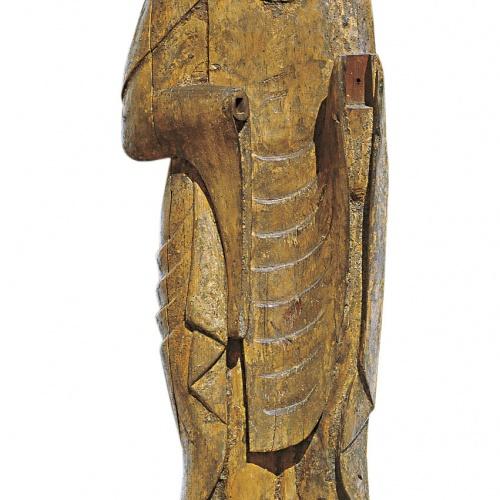 Anònim - Mare de Déu del Davallament de Durro - Segona meitat del segle XII