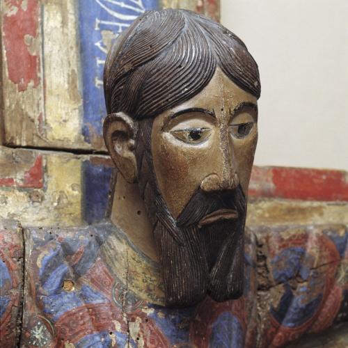 Anònim - Majestat Batlló - Mitjan segle XII [7]
