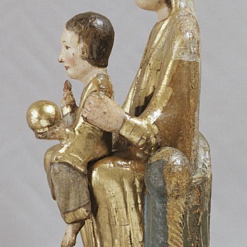 Anònim - Mare de Déu d'Olopte - Primer quart del segle XIII [1]