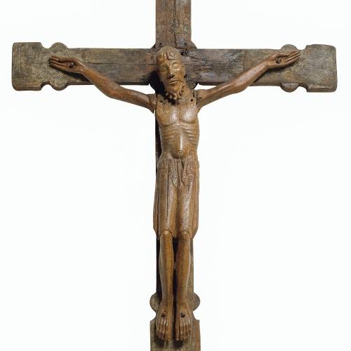 Anònim - Crist del 1147 - Consagrat el 1147