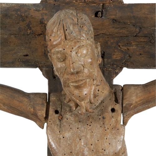 Anònim - Crist del 1147 - Consagrat el 1147 [1]