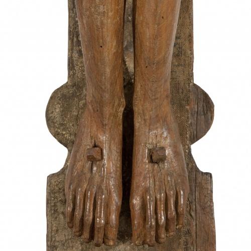 Anònim - Crist del 1147 - Consagrat el 1147 [2]