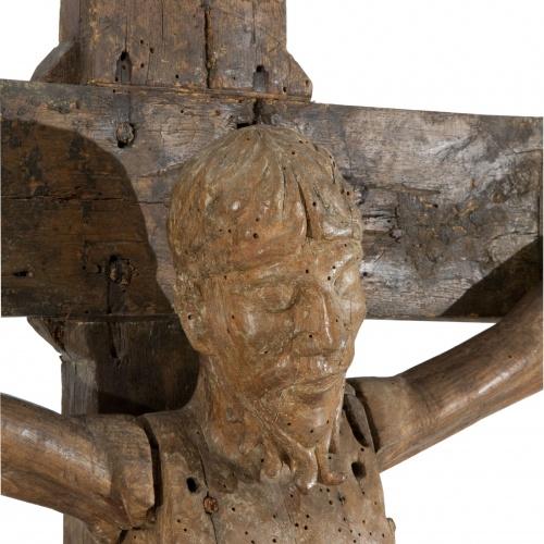 Anònim - Crist del 1147 - Consagrat el 1147 [4]