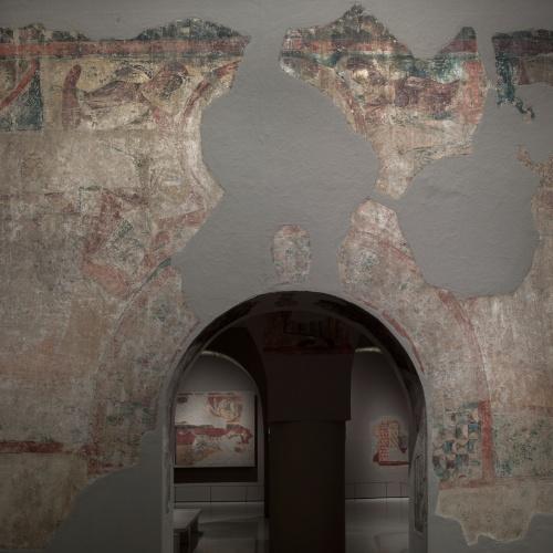 Segon Mestre de Boí - Façana septentrional de Sant Joan de Boí - Primera meitat del segle XII