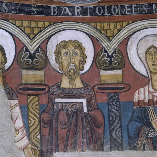 Mestre de Taüll - Absis de Sant Climent de Taüll - Cap a 1123 [14]