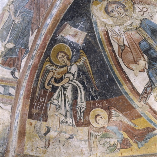 Mestre de Santa Coloma d'Andorra - Absis d'Engolasters - Cap a 1160 [1]