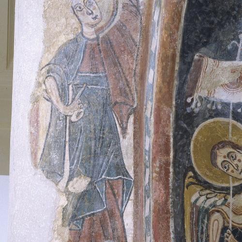 Mestre de Santa Coloma d'Andorra - Absis d'Engolasters - Cap a 1160 [4]